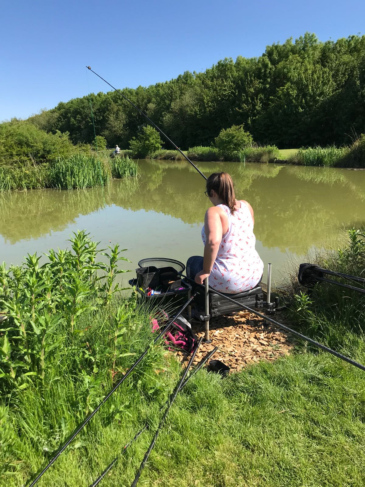 Get Fishing | Amelia Taverna - This Girl Can 3