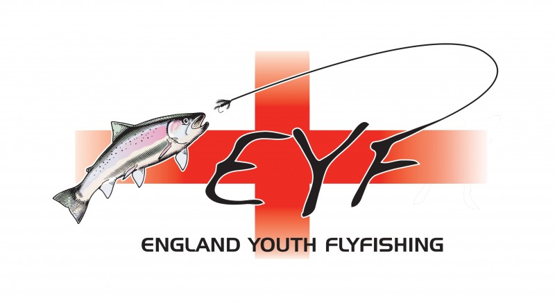 England Youth Fly Fishing EYF Logo