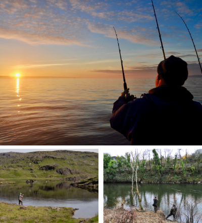 Fishing In Wales will feature all angling disciplines