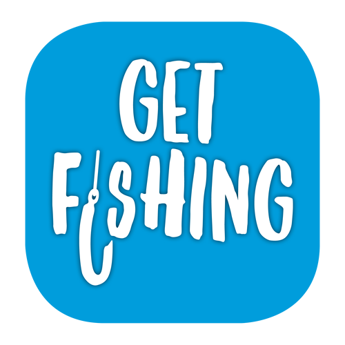 Get Fishing Logo
