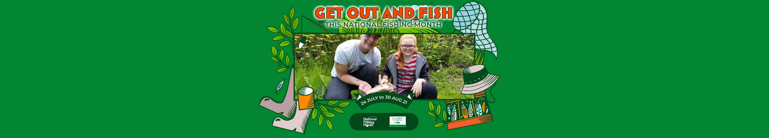 Get Fishing | National Fishing Month Events -Banner Frame-1
