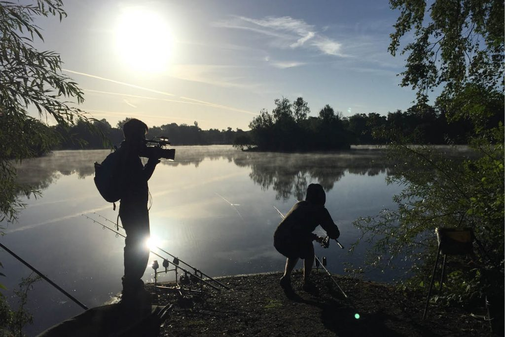 Get Fishing at Barnet & District Angling Club Open Day ...