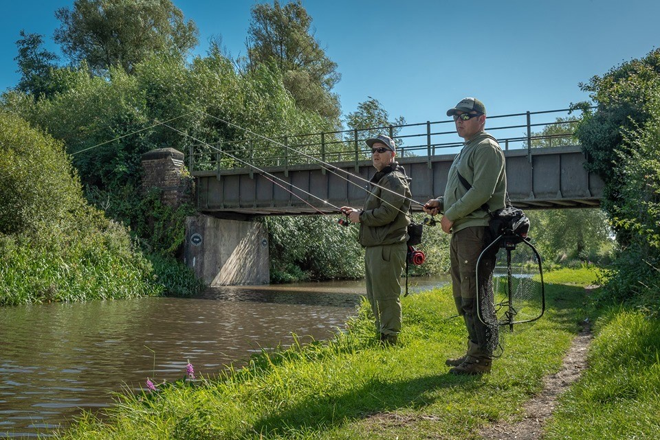 Mat Woods - Lure fishing image