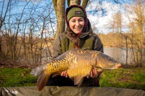 Get Fishing | Amanda from Team AD - Angling Direct angler