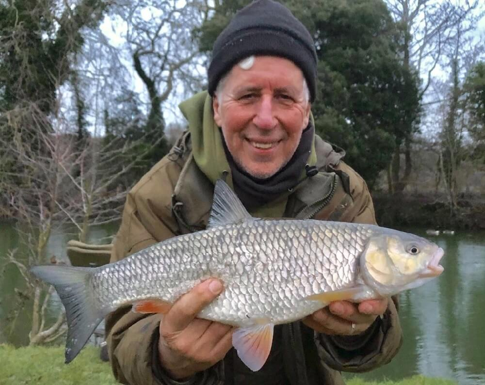 Martin Salter lockdown angling