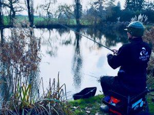 winter fishing tips