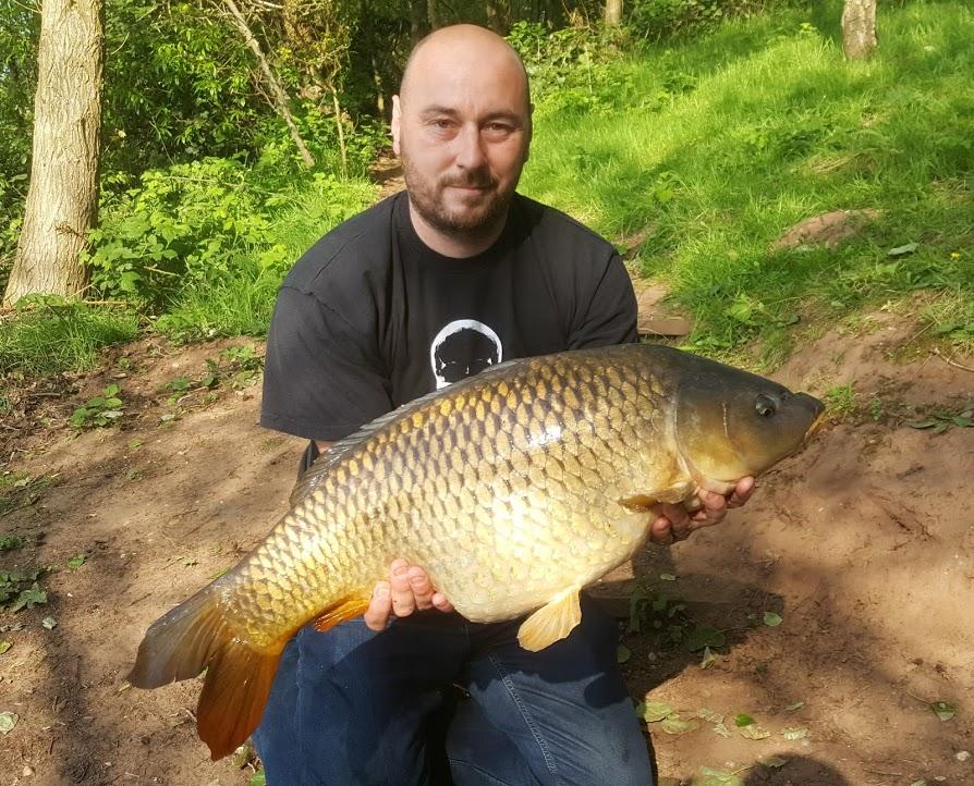 Get Fishing | Dave Evans carp fishing