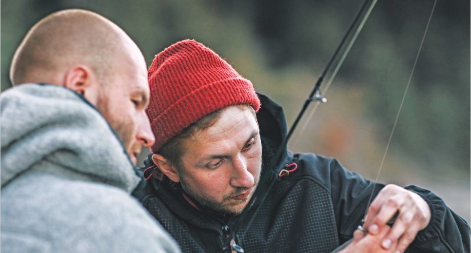 Get Fishing | 501660_AnglingLicences_Partner_Posters_A3_'Lose_yourself'_Detail