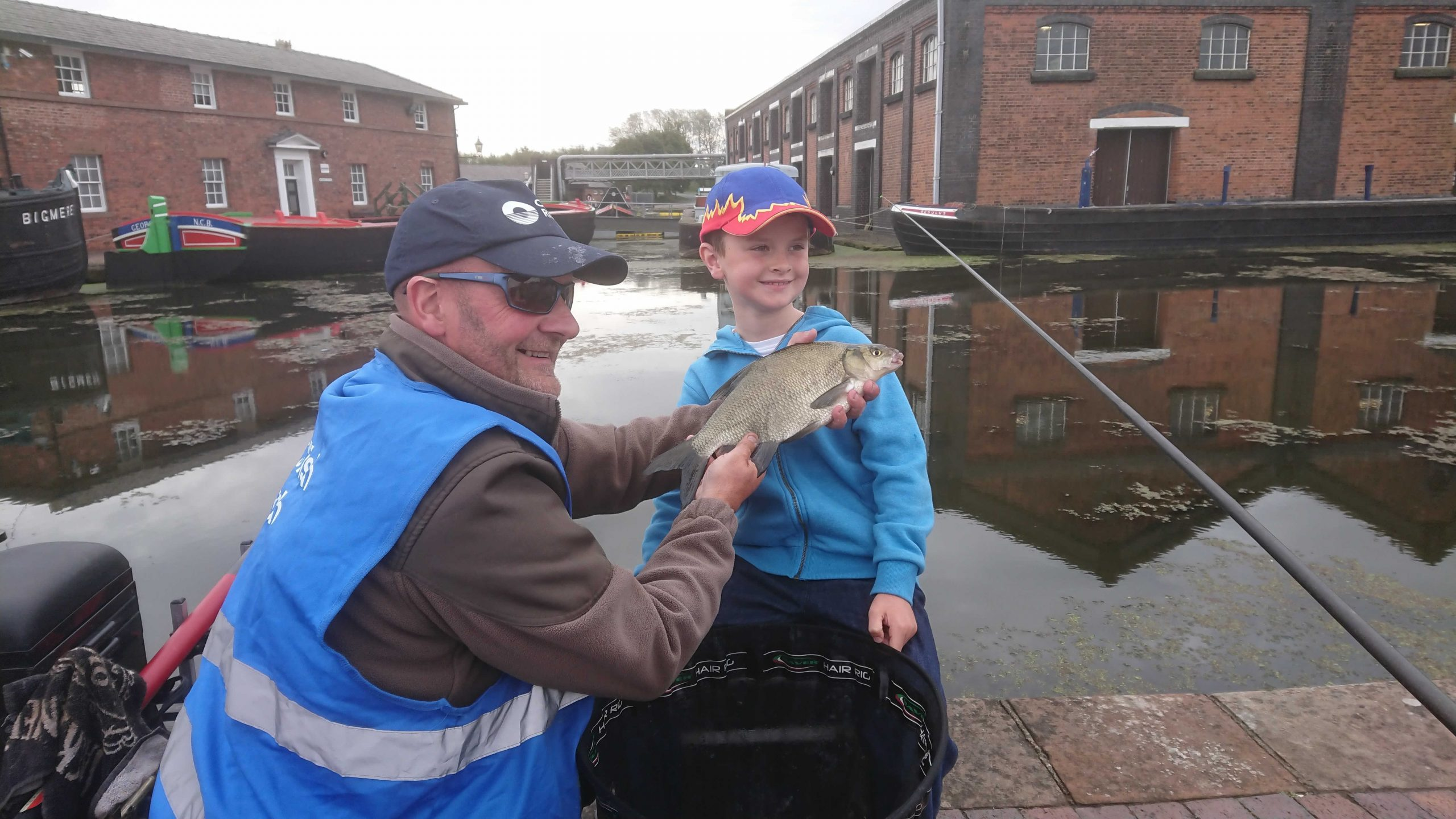 Get Fishing | Canal fishing with a bream 2000px