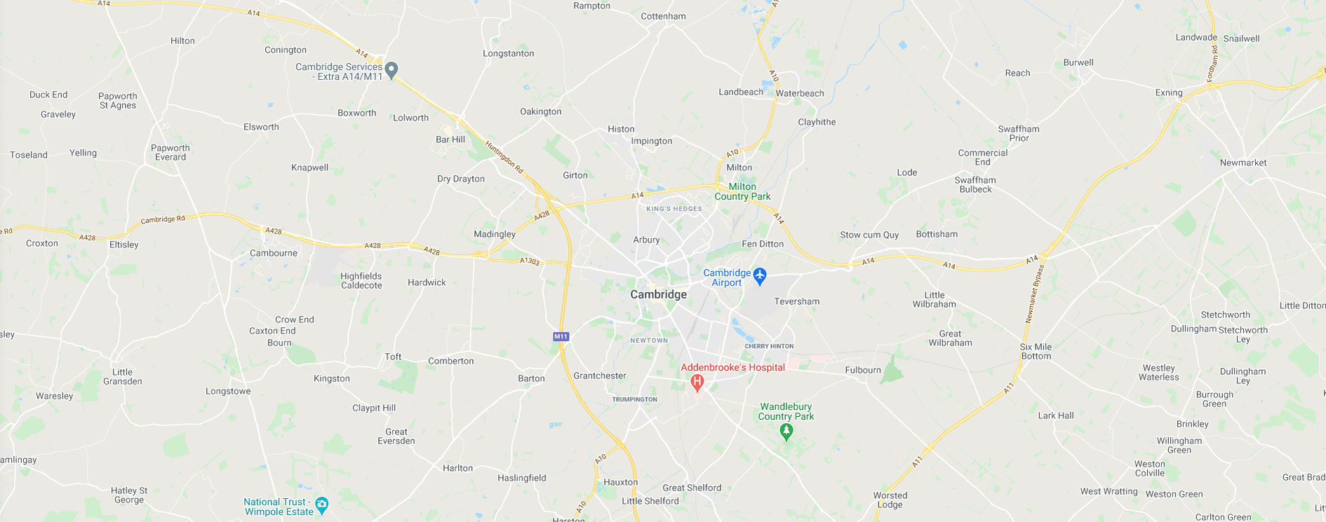 Get Fishing | Map East England