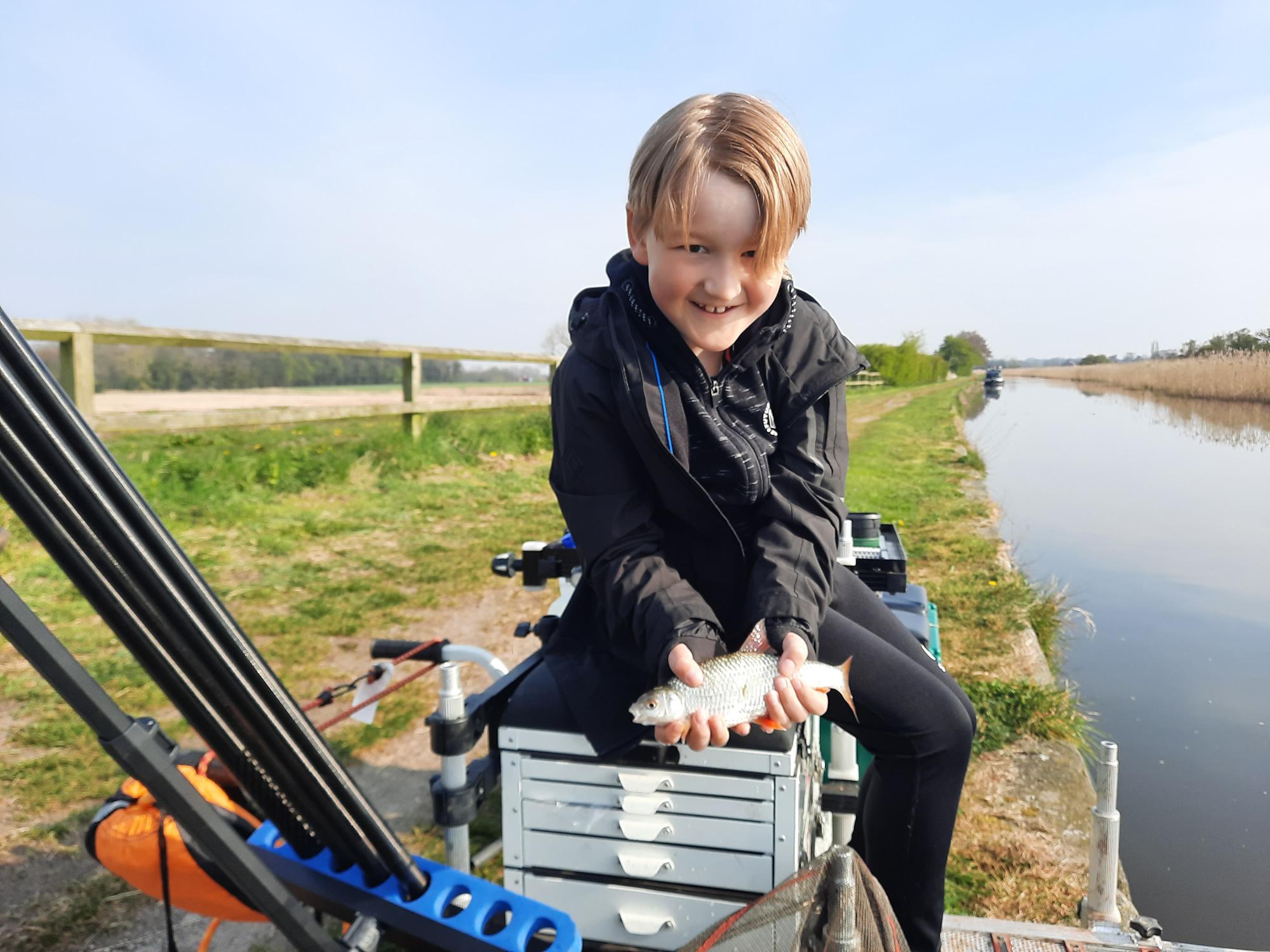 Get Fishing | Canal Fishing 2021 - 2