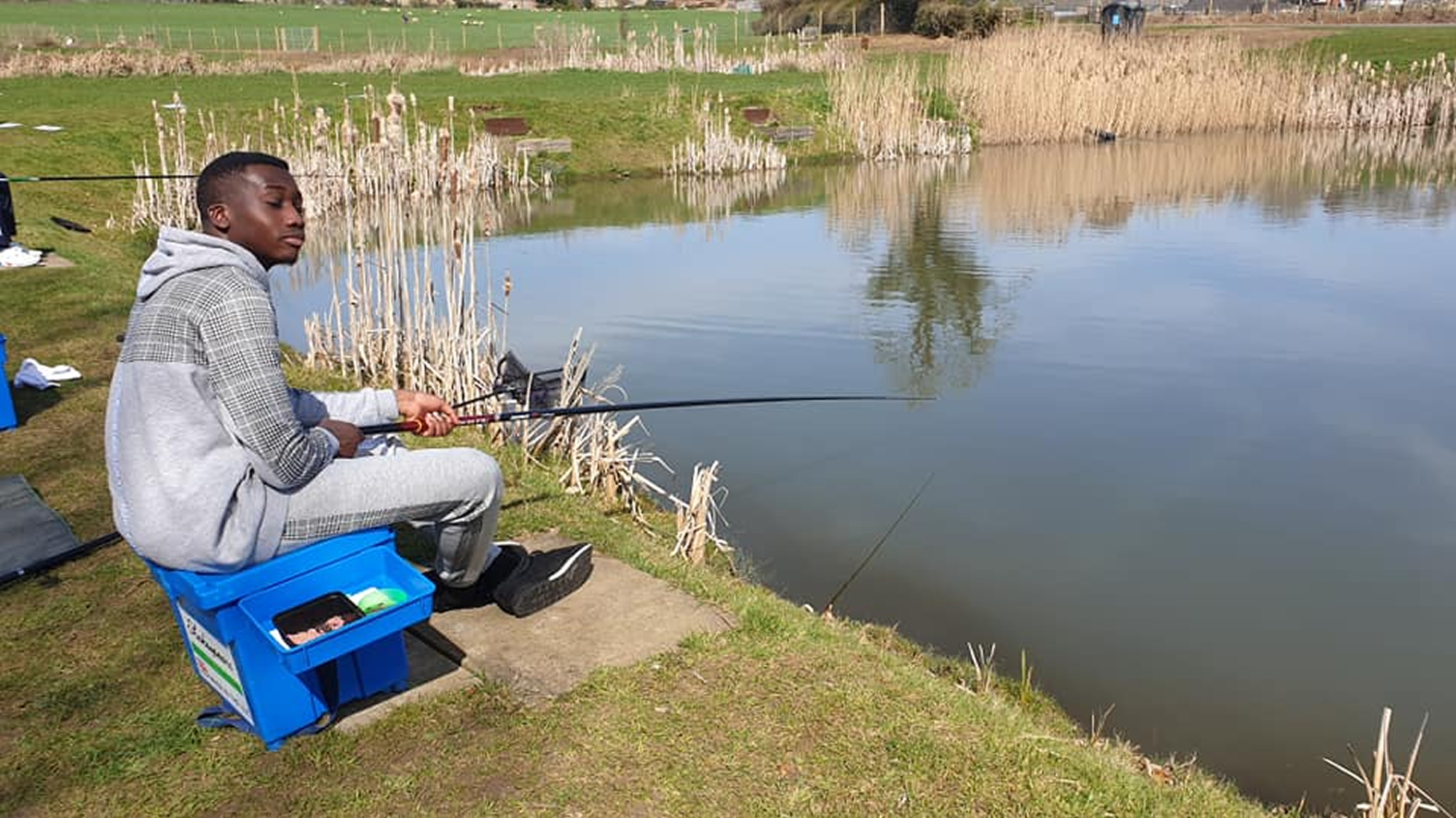 Get Fishing | Northants Nene AC Tackling Inequalities Fund Header - 2