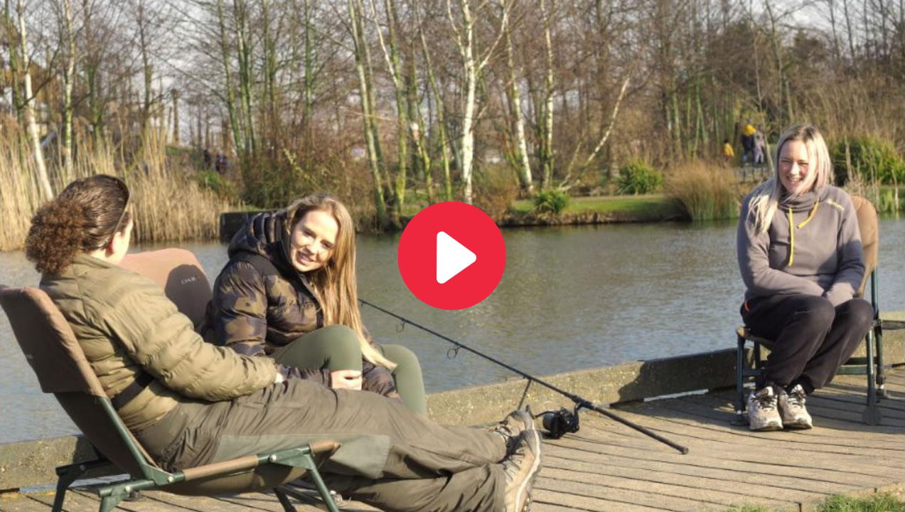 Get Fishing | Women in Fishing cover