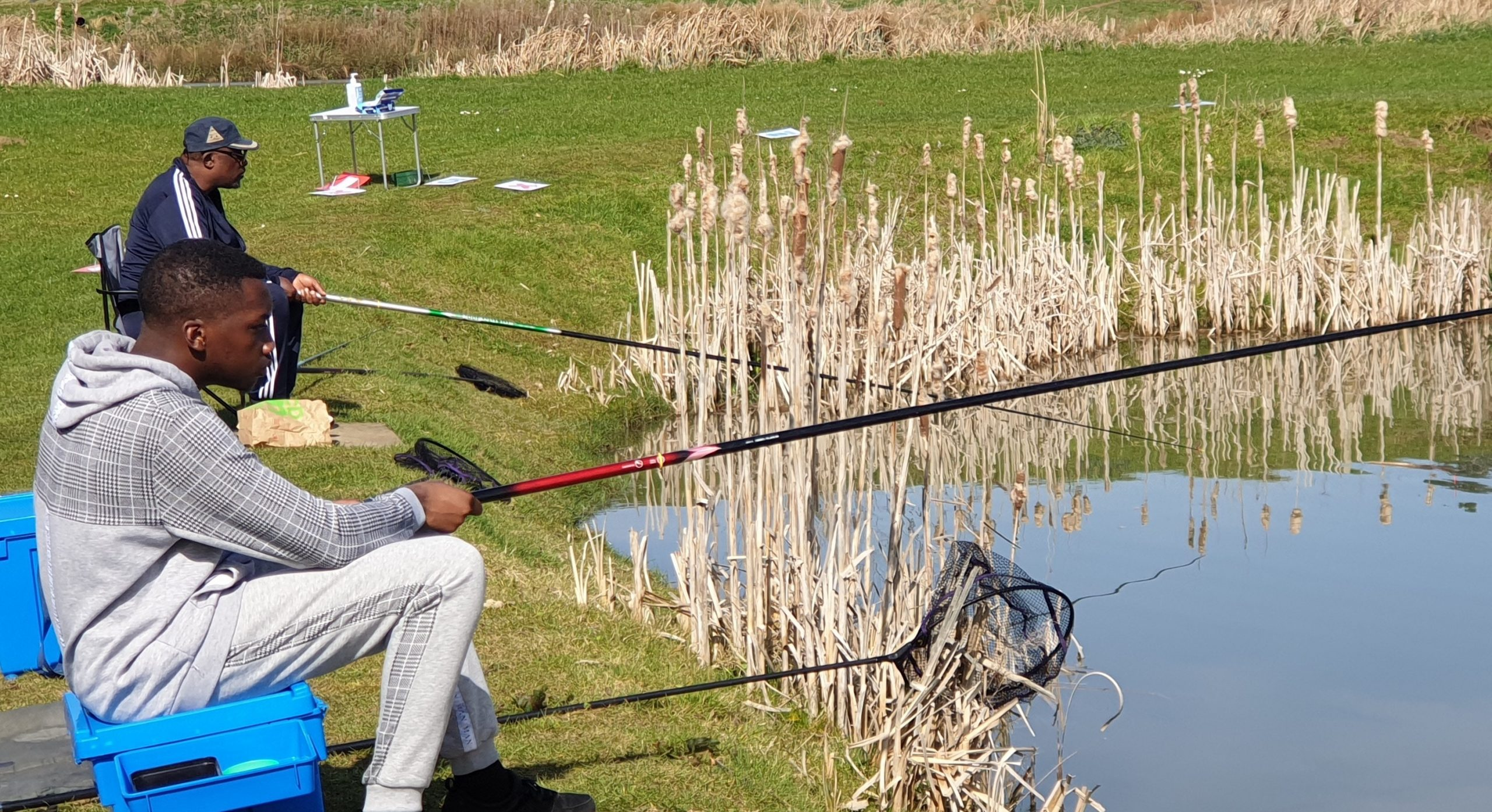 Get Fishing | Northants Nene AC Tackling Inequalities Fund Header - 3