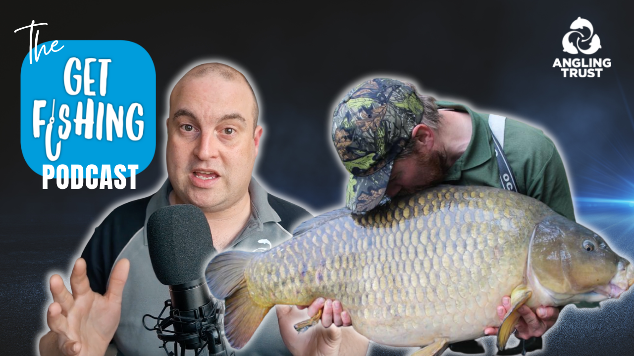 The Get Fishing Podcast - EP 1