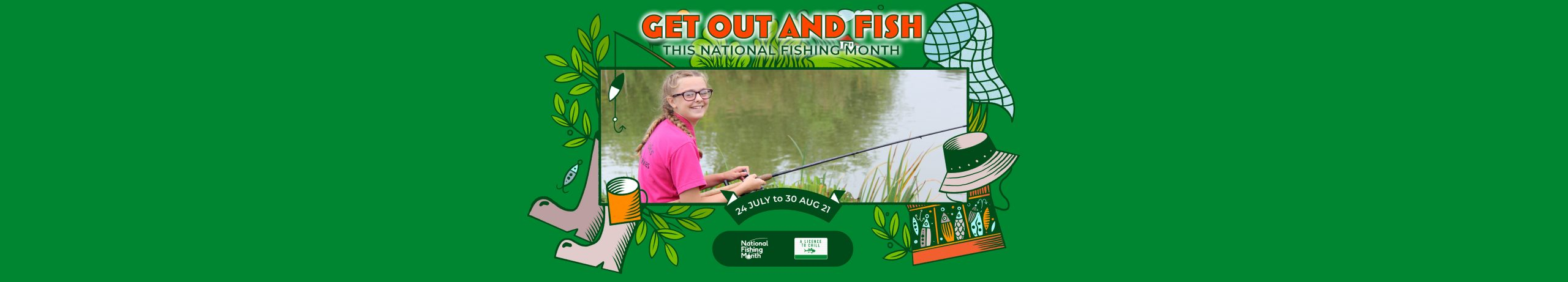 Get Fishing | National Fishing Month Events -Banner Frame-35
