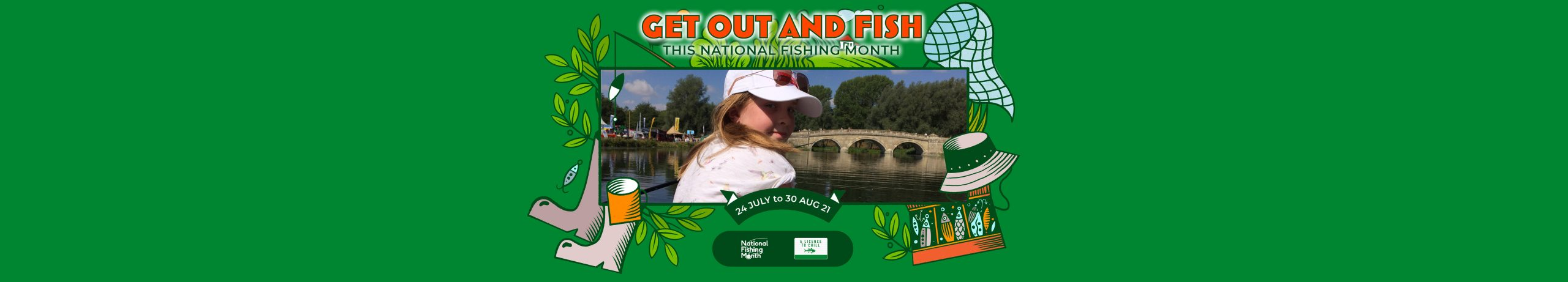 Get Fishing | National Fishing Month Events -Banner Frame-36