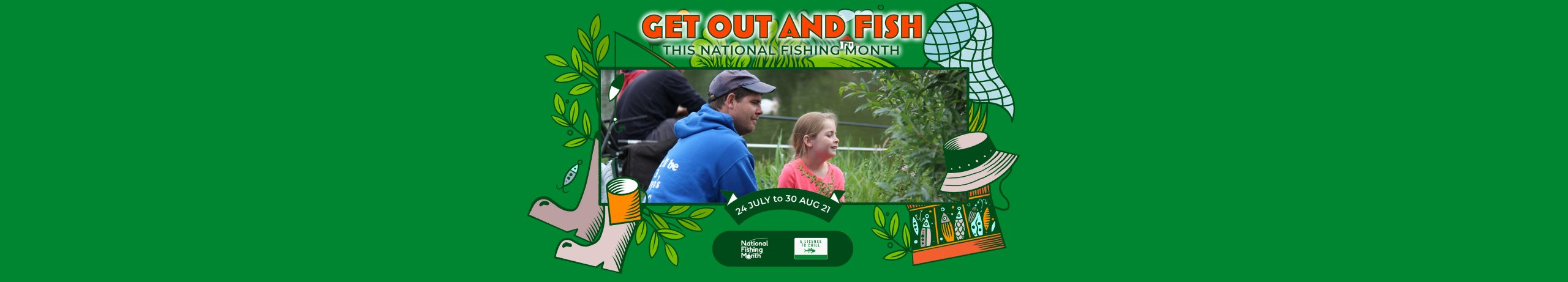 Get Fishing | National Fishing Month Events -Banner Frame-39