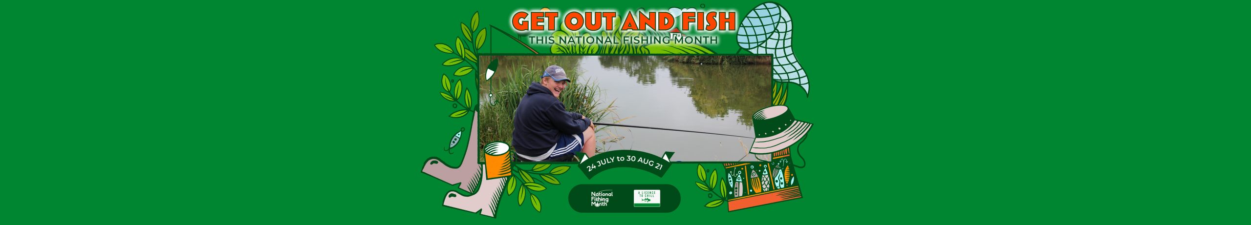 Get Fishing | National Fishing Month Events -Banner Frame-41