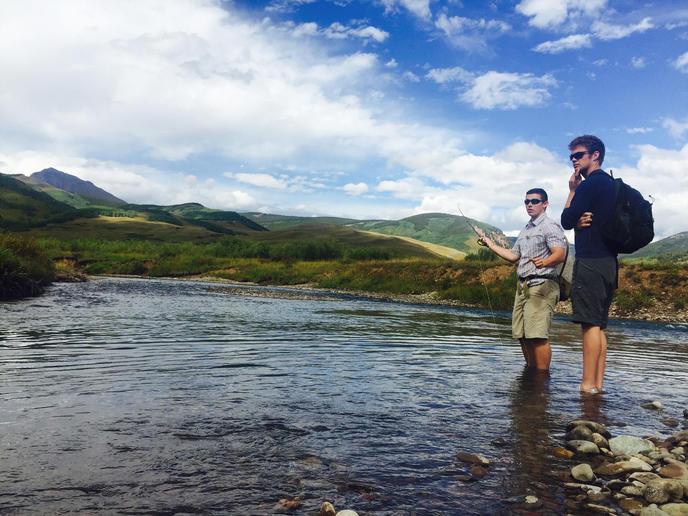 Get Fishing | TAFF promo photo 1
