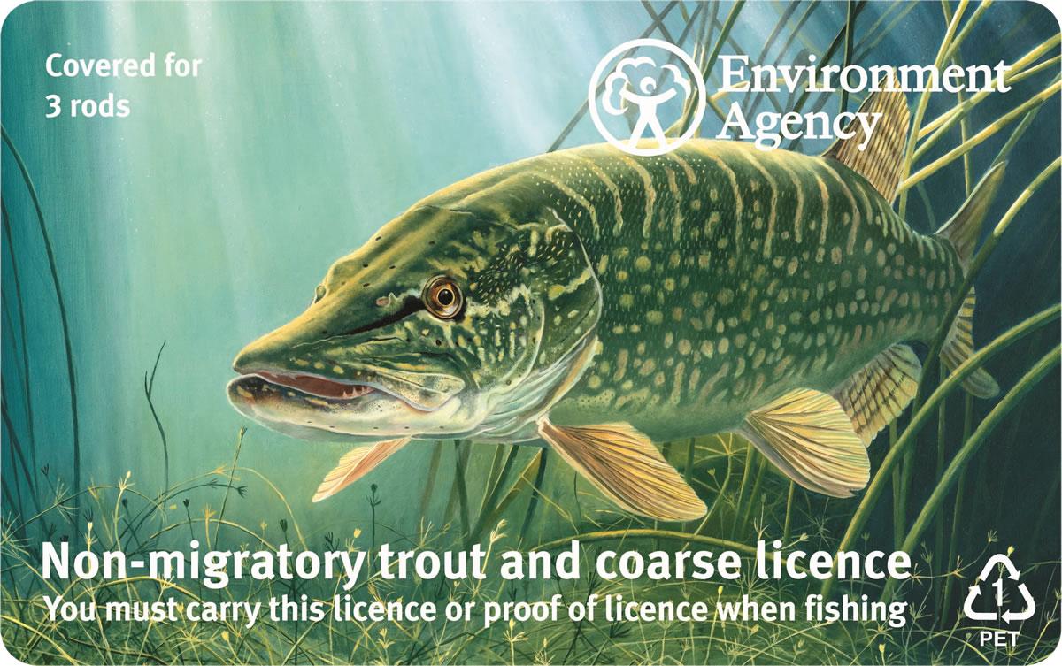 Get Fishing | Trout & Coarse 3 Rod English-1200-2