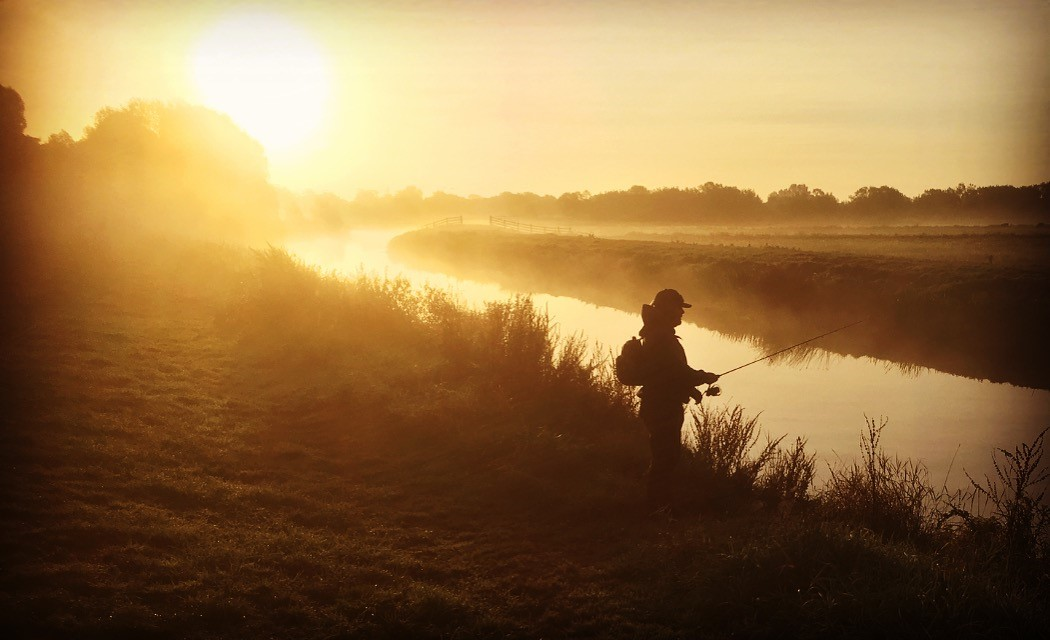Get Fishing | Wellbeing - Dean Fishing slider
