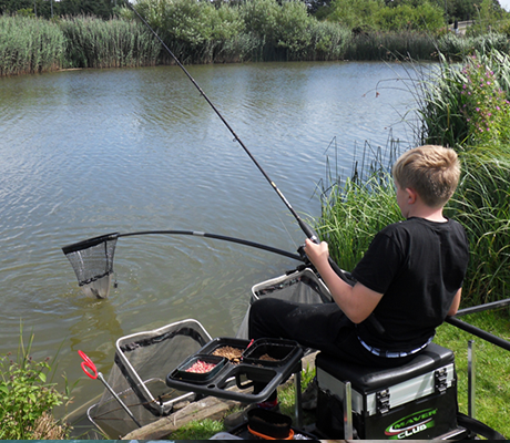 Get Fishing-Teen