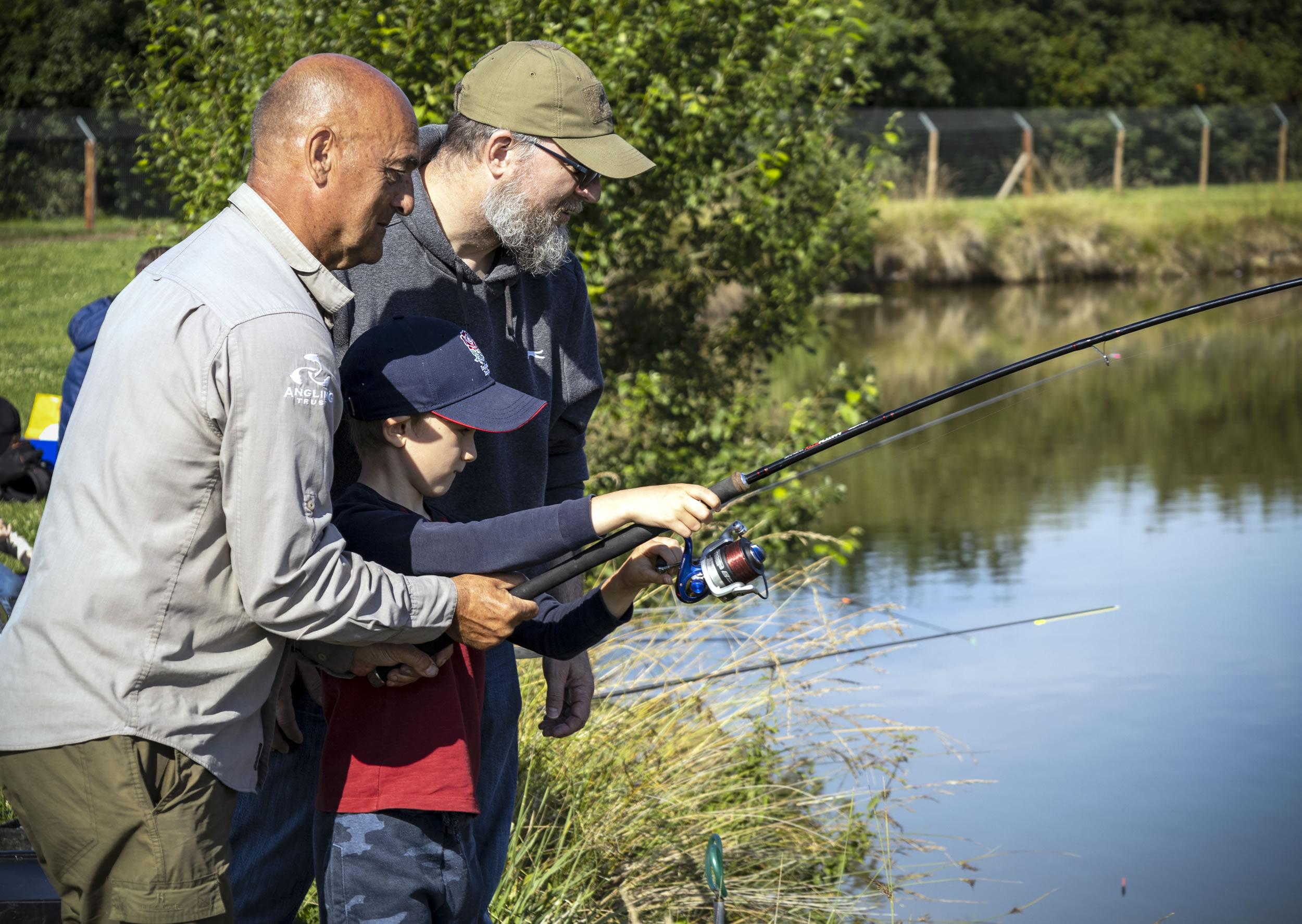 Get Fishing | Autism Group Coaching